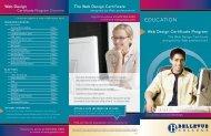 The Web Design Certificate Web Design Certificate Program
