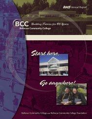 2005 Annual Report FINAL.indd - Bellevue College