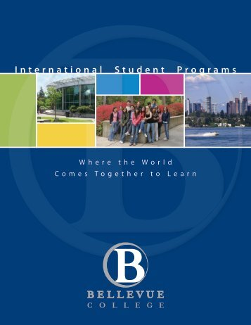 International Student Programs - Bellevue College