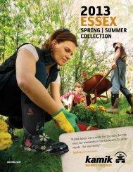 SPRING | SUMMER COLLECTION - Kamik