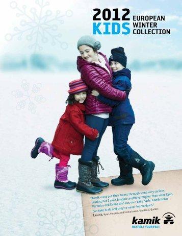 2012 KIDS - Kamik