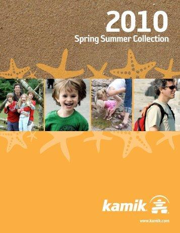 Spring Summer Collection - Kamik