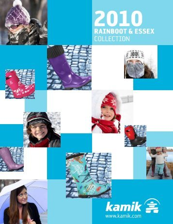 RAINBOOT & ESSEX COLLECTION - Kamik