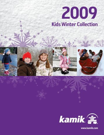 Kids Winter Collection - Kamik