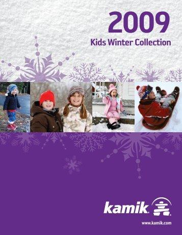 Kids Winter Collection - Kamik