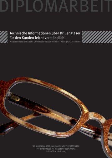 Technische Informationen - Private HTL des Landes Tirol - Kolleg für ...