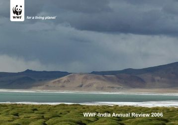 WWF-India Annual Review 2006