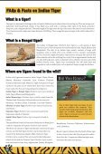 FAQs & Facts on Bengal Tiger - WWF-India - Page 2