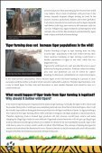 FAQs & Facts on Bengal Tiger - WWF-India - Page 6