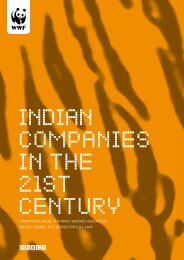 indian COMPaniES in THE 21ST CEnTURY