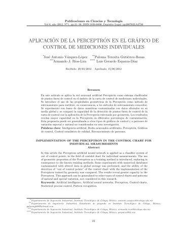 Texto Completo - Biblioteca de Ciencias y Tecnología