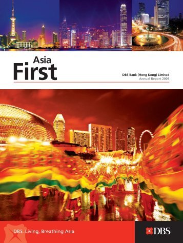 2009 Annual - DBS Hong Kong