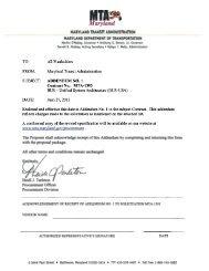 ADDENDUM I - MTA-1393.pdf - Maryland Transit Administration