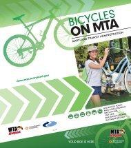 Bikes on MTA - Maryland Transit Administration - Maryland.gov