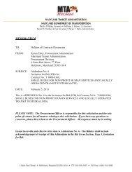 MEMORANDUM TO: Holders of Contracts Documents FROM: Karen ...