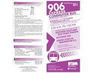 to view the complete schedule. - Maryland Transit Administration ...