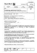 Tagesordnung einschließlich Vorlagen der Sitzung des - Stadt Brühl - Page 2
