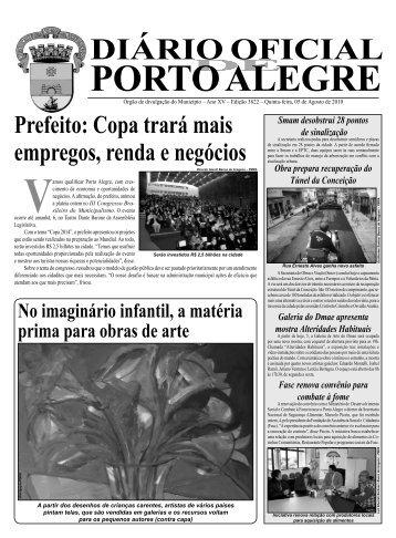 05 de Agosto de 2010 - Procempa