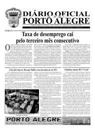 05 de Fevereiro de 2004 - Procempa