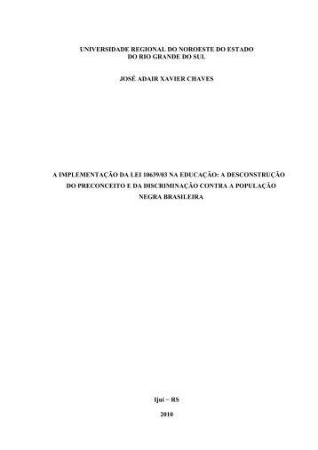 Jose Adair Xavier Chaves.pdf - Unijuí