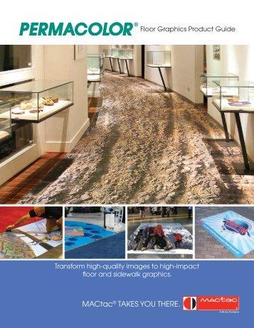 Floor Graphics - MACtac