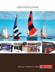Digital Printing Guide - MACtac