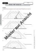 Mathe an Stationen Umgang mit Geodreieck - Seite 3