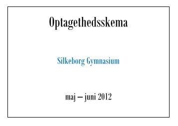 Anne Mette - Silkeborg Gymnasium