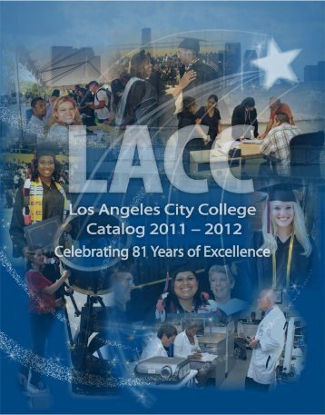 Cal Grant A - Los Angeles City College
