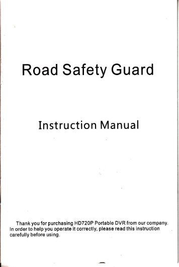 Road Safety Guard