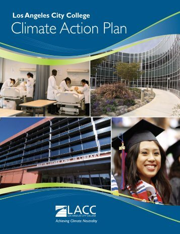 LACC Climate Action Plan - Los Angeles City College