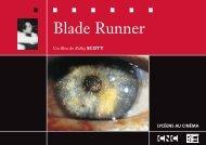BLADE RUNNER - Bibliothèque du film