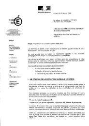 Préparation de la rentrée scolaire 2009-2010 - Lettres, Histoire et ...