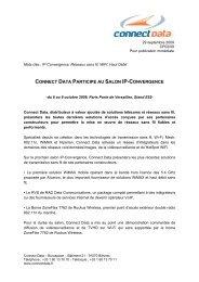 Connect Data presente Ruckus Wireless sur IP Convergence