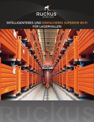 intelligenteres und einfacheres superior wi-fi für lagerhallen