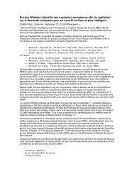 Ruckus Wireless intensifie son expansion européenne afin de ...