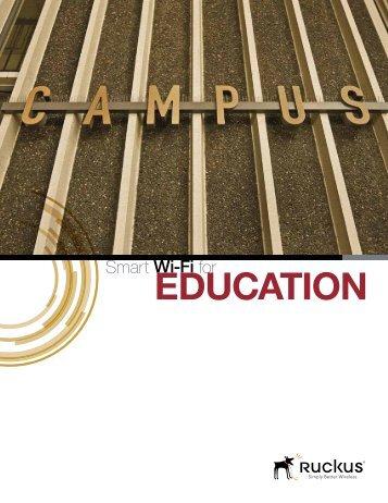 Education – Higher