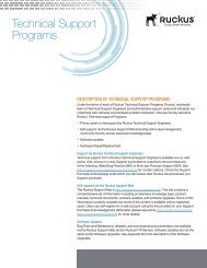 Technical Support Programs PDF