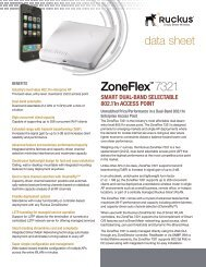ZoneFlex™ 7321 PDF