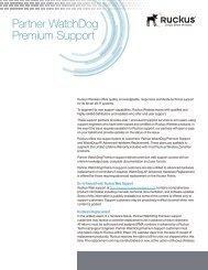 Partner WatchDog Premium Support