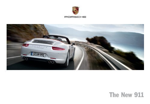 The New 911