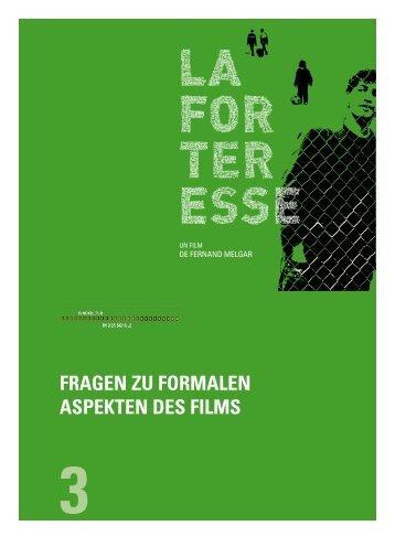 Fragen zu Formalen aspekten des Films - File Server - educa.ch