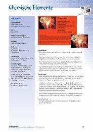 Chemische Elemente - File Server - educa.ch