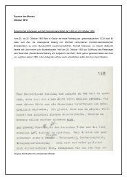 Exponat - Stiftung Bundeskanzler-Adenauer-Haus