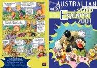 AUSTRALIAN - Australia Post Shop