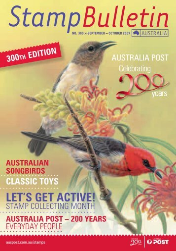 LET'S GET ACTIVE! - Australia Post Shop