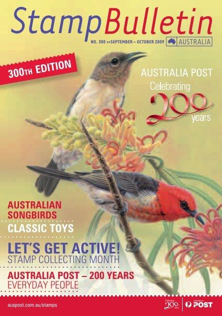 Let S Get Active Australia Post Shop