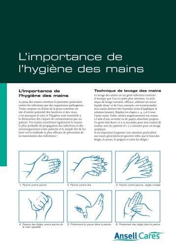Téléchargez le document complet (pdf) - Ansell Healthcare Europe