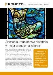 Artesanía, reuniones a distancia y mejor atención al cliente - Konftel