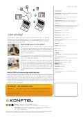 Konftel 60W – fleksibel konferanseenhet for smidige telefonmøter - Page 2